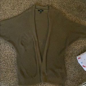 Forever 21 Size L cardigan